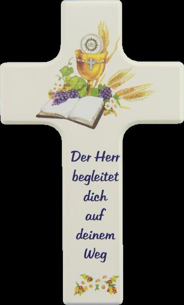 """Kinderkreuz """"Der Herr begleitet dich.."""""""