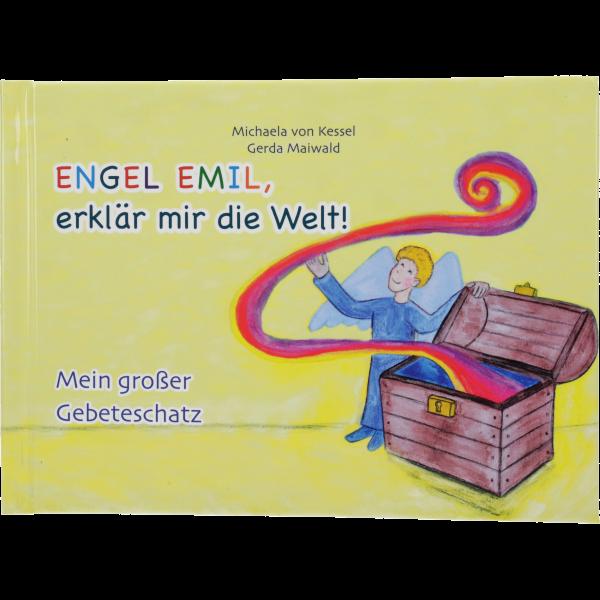 """Kindergebetbuch - Gebetsschatz""""Engel Emil"""""""