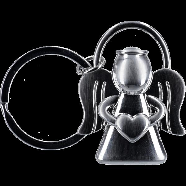 Schlüsselanhänger Engel mit HerzVE= 12 St., Stück 1,99