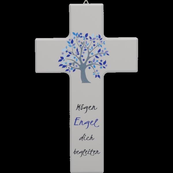 """Kinderkreuz """"Mögen Engel"""""""