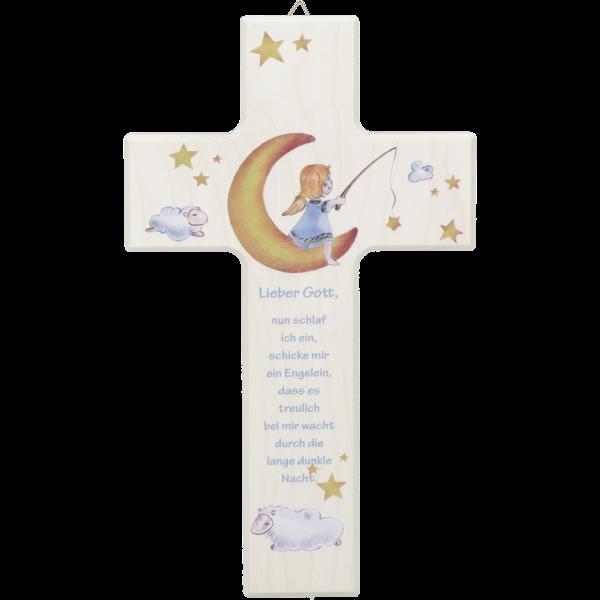 """Kinderkreuz """"Lieber Gott"""""""