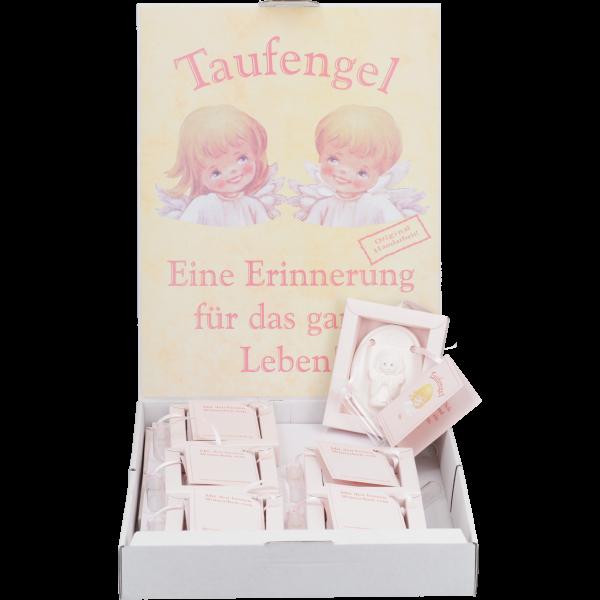 Tauf-Engel KeramikVE = 12 St., Stück 5,95